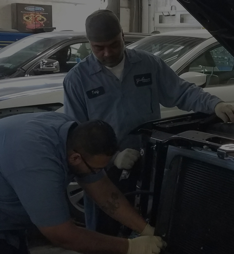 COMPREHENSIVE COLLISION REPAIR